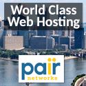Hosting by Pair Networks